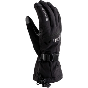 Viking Europe Hudson GTX Gants De Ski Homme, black